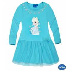 Rochita Frozen Disney-Bleu
