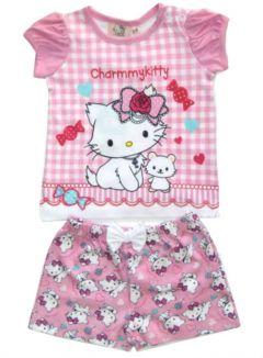Set 2 piese Charmy bebe -Roz