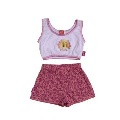 Set  Barbie Super