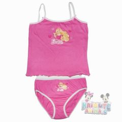Set maiou+chilot Barbie-Fuchsia