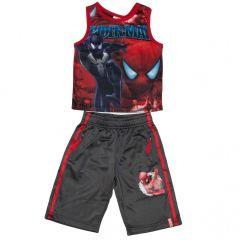 Set Maiou/Pantalon scurt Spiderman