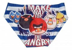 Slip de baie Angry Birds-Albastru