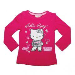 Tricou ML Hello Kitty-Fuchsia