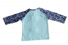 Tricou ML Mickey bebe -Albastru