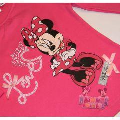 Tricou ML Minnie-Fuchsia