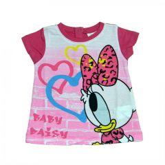 Tricou  MS bebe Daisy-Fuchsia