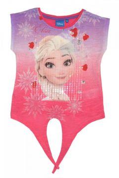 Tricou MS Frozen-Fuchsia