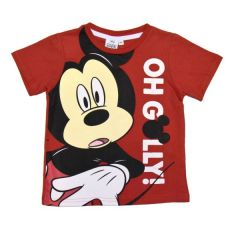Tricou MS Mickey -Rosu