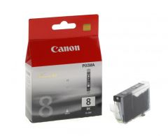 CANON CLI-8B BLACK INKJET CARTRIDGE