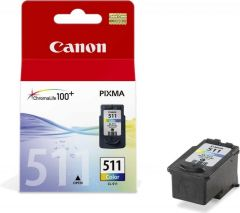 CANON CL-511 COLOR INKJET CARTRIDGE