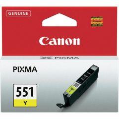 CANON CLI-551Y YELLOW INKJET CARTIDGE