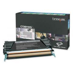 LEXMARK C736H1KG BLACK TONER