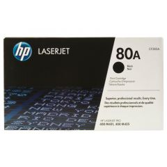 HP CF280A BLACK TONER CARTRIDGE