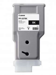 CANON PFI207B BLACK INKJET CARTRIDGE