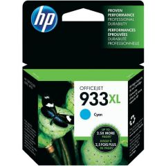 HP CN054AE CYAN INKJET CARTRIDGE