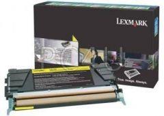 LEXMARK X746A3YG YELLOW TONER
