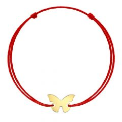Bratara Fluture din Aur