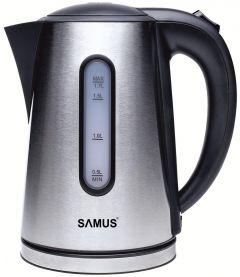 Fierbator de apa Samus PRESTIGE, INOX, 2200 W, capacitate 1.7 litri
