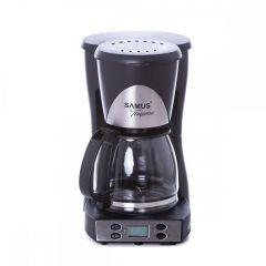 Filtru de cafea Samus TEMPORA, 1000 W, 10-12 cesti, afisaj digital