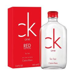 CK ONE RED EDITION 100ml