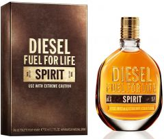 FUEL FOR LIFE SPIRIT 75ml