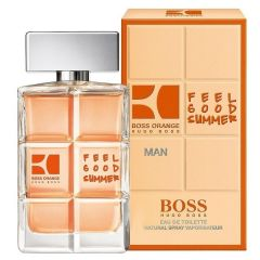 ORANGE FEEL GOOD SUMMER