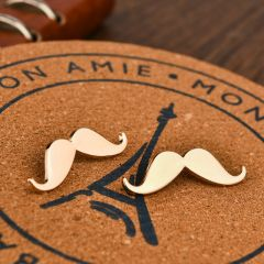 Brosa mustata Poirot Moustache