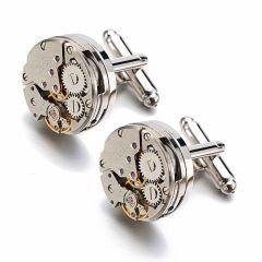 Butoni camasa mecanism de ceas Lepton
