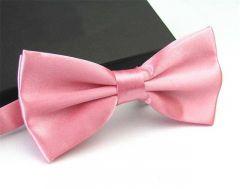Papion uni roz Pink