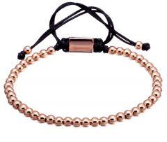 All Black Brooks Bracelet