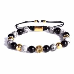 Brooks Mixtic Beads Bracelet