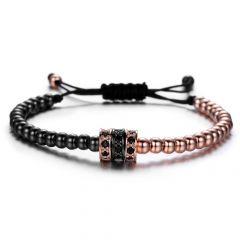 Brooks CZ Men Bracelet