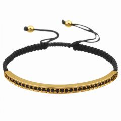 Brooks Goldwell Men Bracelet GOLD