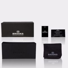 BROOKS WHITE DIAMONDS DESIGN