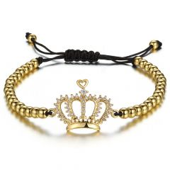 Brooks The Crown of Queen GOLD