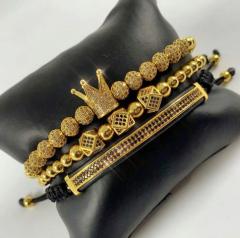 Luxury Set Brooks Chleo Gold Woman