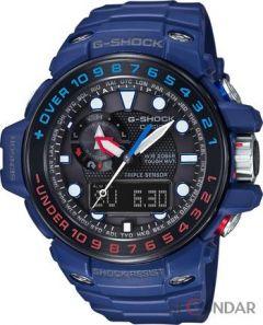 Ceas Casio G-Shock GWN-1000H-2AER  Black Analog Digital Multi-Function Barbatesc