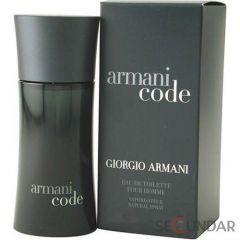 Armani Code 75 ml EDT Barbatesc Tester