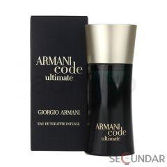 Armani Code Ultimate 50 ml EDT Barbatesc
