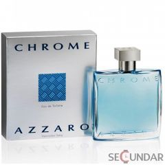 Azzaro Chrome EDT 100 ml Tester PB260 Barbatesc