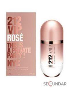 Carolina Herrera 212 Vip Rose 80 ml EDP de Dama