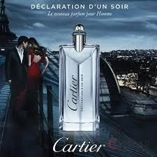 Cartier Declaration Du Soir EDT 100 ml Tester Barbatesc