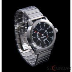 Ceas 666Barcelona Adventure black bracelete 8424210000865 Barbatesc