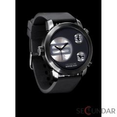 Ceas 666Barcelona Colour black 2 bla/sil 8424210003408 Barbatesc