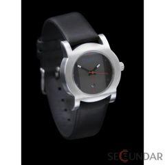 Ceas 666Barcelona Primeon black/grey leather 8424210002401 De Dama