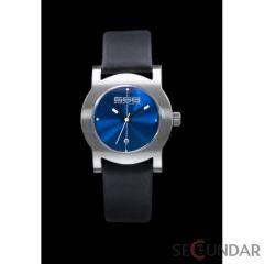 Ceas 666Barcelona Primeon blue leather 8424210002418 De Dama