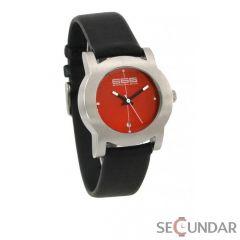 Ceas 666Barcelona Primeon red leather 8424210002425 De Dama