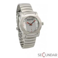Ceas 666Barcelona Primeon steel white grey 8424210002470 De Dama