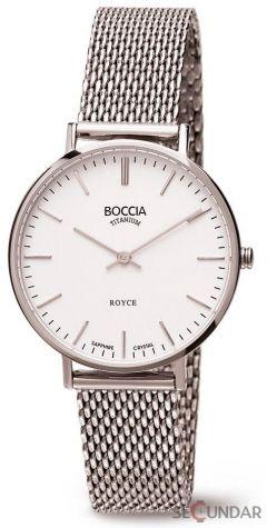 Ceas Boccia ROYCE 3246-06 de Dama