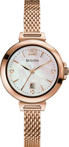 Ceas Bulova DIAMOND 97P108 de Dama